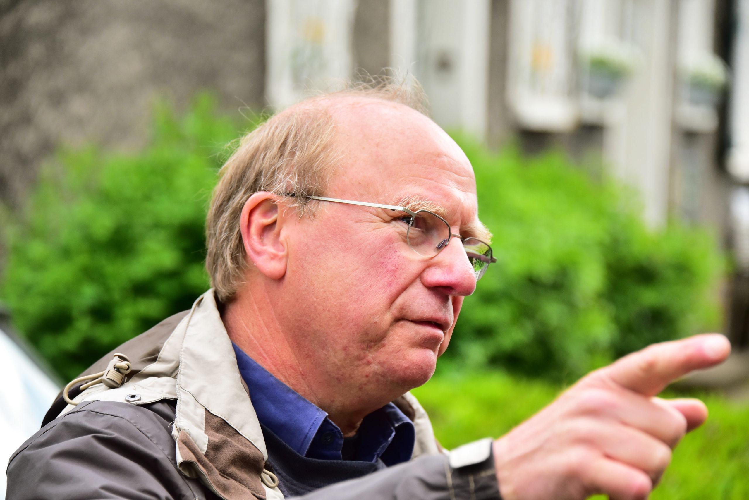 Christoph Wilmer, Foto: Manfred Vollmer
